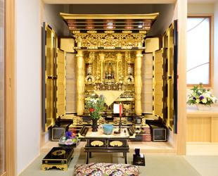 とっとのお仏壇のイメージ
