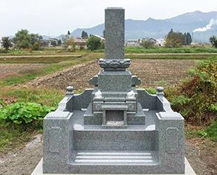 とっとのお墓のイメージ